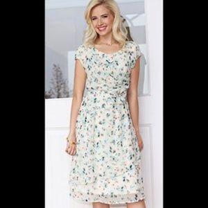MikaRose Jasmine Dress Size Large EUC